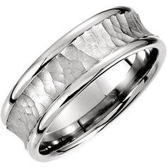 Demijonc Mens Wedding Band bijoux de mariage bijoux par JPoliseno, $1330.00