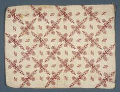 Italian pillow 1500-1599
