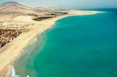 Playa de la Barca,Fuerteventura.