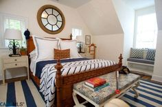 """Tour the Fox Hill, A Beautiful """"Southern Living"""" Plan Home"""