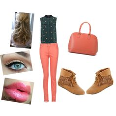 """""""perfect outfit for school and parties"""" by maddie-weaver-1 on Polyvore"""