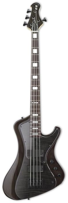 ESP E-II STREAM Series Bass Guitar Check out the ESP E-II STREAM Bass if you're…