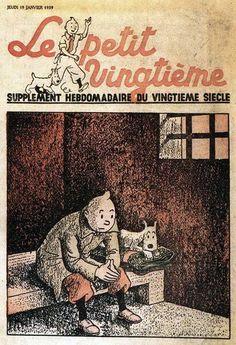 Cover vor Le Petit Vingtième
