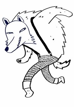 Peter and the wolf story coloring pages google zoeken for Peter and the wolf coloring pages free