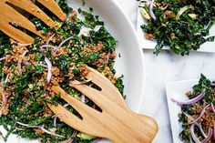 A Magical Kale Salad That Will Leave You Full and Satisfied