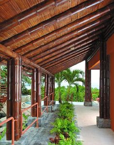 Bamboo Architecture Buildings And Structures the reality about building with bamboo | sustainable architecture