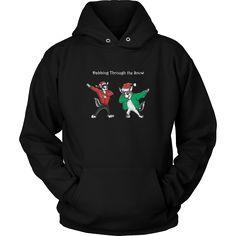 Holiday Hoodie Sweater