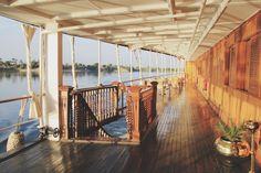 Voyage d'un autre temps à bord du Steam Ship Sudan - On my way - A simple, travel and lifestyle blog
