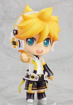 Kagamine Len Append Nendoroid Vocaloid Figure