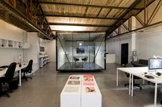 Smog Corporate Office in Santiago Chile | designed by Sebastian Bravo