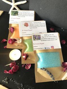 Items similar to Aromatherapy Bath Salts. Sea salt and essential oils. on Etsy Bath Soak, Bath Salts, Sea Salt, Aromatherapy, Bath And Body, Essential Oils, My Etsy Shop, Cards Against Humanity, Enchanted