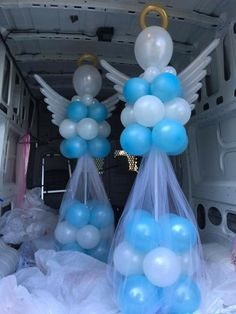 Ideas Baby Shower Gifts For Boys Diy Balloons For 2019 Baby Girl Shower Themes, Baby Shower Gifts For Boys, Baby Shower Cakes, Baby Shower Parties, Baby Boy Shower, Baby Shower Centerpieces, Baby Shower Decorations, Babyshower Party, Angel Baby Shower