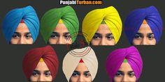 Sihk turbans. Sick turbans.