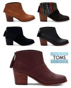 Toms Leila Booties