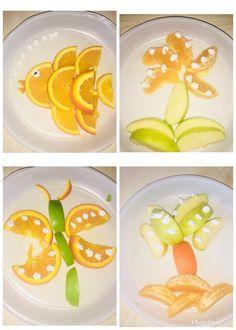 Meyvelerden şekiller aile katılımı Plastic Cutting Board, Fruit, Food, Essen, Meals, Yemek, Eten