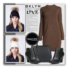 """""""BKLYN Contest"""" by tanja-871 ❤ liked on Polyvore featuring Fendi, Fergalicious and bklyn"""
