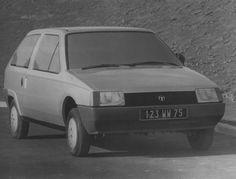 Déclinaison du prototype Citroen AX destiné à remplacer la Samba chez Talbot