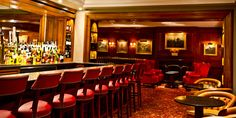 NYC - Drinks at Bar 21 & Lounge or Fine Dining at The 21 Club