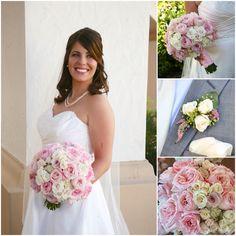Custom bouquet designed by lana with FairbanksFlorist.net, photo by ArtFaulknerphotography.com