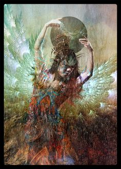 Get A Free Tarot Card Reading Using Our Oracle Card Reader Shaman Woman, Free Tarot Cards, The Rainmaker, Goddess Art, Divine Goddess, Oracle Tarot, Angel Cards, Fantasy Paintings, Visionary Art