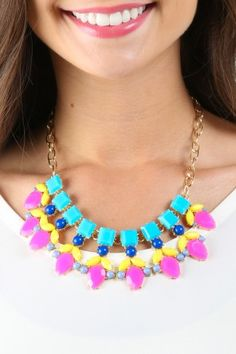 Goody Goody Gumdrop Necklace