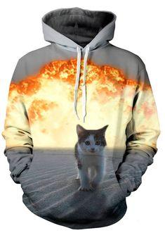 Catsplosion Hoodie