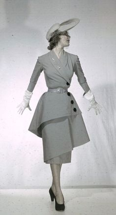 Style Flashback // Jacques Fath, 1951