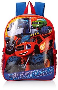 "Blaze Boys' ""Vroom"" 15"" Backpack with Lunch Kit, http://www.amazon.com/dp/B01CIUTHQ2/ref=cm_sw_r_pi_awdm_x_ZLAbybY11KDSV"