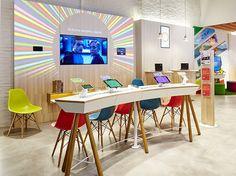 NOS Retail Retail Graphics, Retail Design, Retail Designers, Brand Identity, Photography