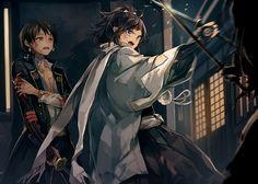 touken ranbu   Touken Ranbu/#1869580 - Zerochan