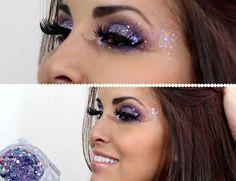 Os melhores tutoriais de maquiagem para o carnaval 2013 - Tudo Make – Maior blog de maquiagem, beleza e tutoriais de Curitiba.