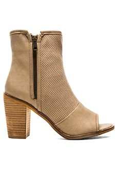 Rebels Haight Bootie in Mocha