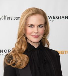 "Nicole Kidman attends the ""Paddington"" New York Screening  at The Film Society…"