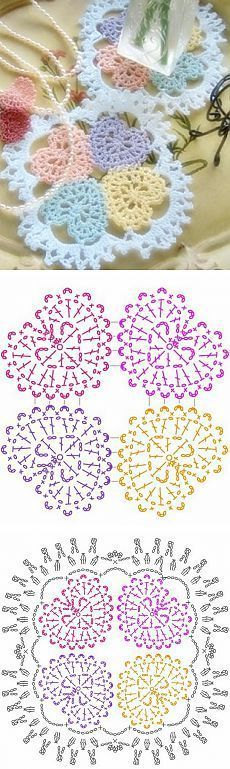 Transcendent Crochet a Solid Granny Square Ideas. Inconceivable Crochet a Solid Granny Square Ideas. Crochet Motifs, Crochet Blocks, Crochet Flower Patterns, Crochet Diagram, Doily Patterns, Crochet Chart, Crochet Granny, Irish Crochet, Diy Crochet