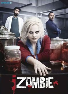 #iZombie--This show just started, but I already love it! Buffy meets Veronica Mars meets Tru Calling meets Psych!