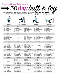 """Butt & Leg Boost Challenge The Ultimate Fitness Challenge for Women (The Home Workout Plan Bundle) (Volume 2 – Fitness und übungen – Water – 30 day challenge fitness – Get a flat belly fast with these 10 strange exercise """"hacks"""" The best bigger … Reto Fitness, Fitness Herausforderungen, Fitness Motivation, Training Fitness, Fitness Workouts, Physical Fitness, Fitness Quotes, Butt Workouts, Fitness Goals"""