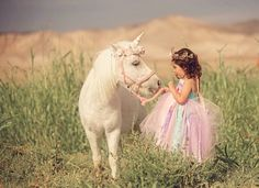 Portraits of Grace Photography, Unicorn Photo Session