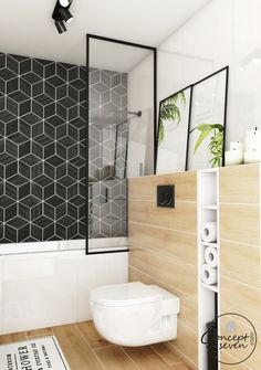 Inspect right here for Easy Diy Bathroom Remodel Bathroom Renos, White Bathroom, Modern Bathroom, Small Bathroom, Upstairs Bathrooms, Bathroom Inspiration, Bathroom Inspo, Bathroom Ideas, Bathroom Interior Design