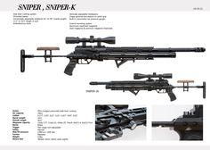 Airsoft Guns, Weapons Guns, Guns And Ammo, Tactical Guns, Steampunk Weapons, Bolt Action Rifle, Gun Art, Custom Guns, Air Rifle