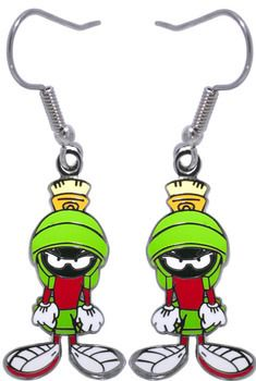 Marvin the Martian Charming.