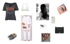 """""""Sin título #227"""" by nancyplazasoler-1 on Polyvore featuring moda, Topshop, Cosabella, Chanel y Kate Spade"""