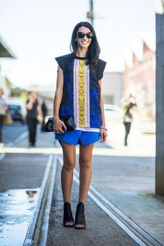 Sydney Fashion Week Street Style | Pictures