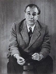 Casa L: Jorge Luis Borges. El Calendario Cultural de Bauti...