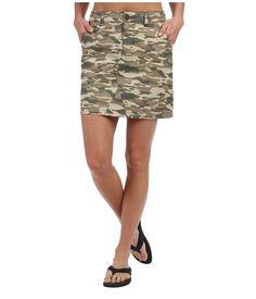 NEW Women's Columbia Sportswear Kenzie Cove Camo Skirt Size 6 NWT MSRP $50 Bin 4 #Columbia #Fashion