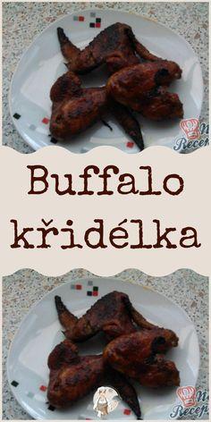Buffalo křidélka Buffalo, Beef, Food, Meal, Essen, Hoods, Ox, Meals, Water Buffalo