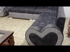 Sofa Bed Design, Curved Sofa, Sofas, Armchair, Couch, Furniture, Home Decor, Living Room Sofa, Couches