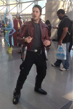 A+ Star Lord Cosplay.