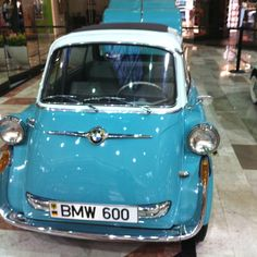 Micro car exhibition in Mexico
