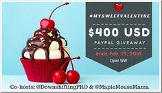 #Mysweetvalentine$400