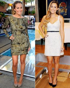 Lauren Conrad's Top 10 Style Secrets - 10. Keep Your Pumps Classic - from InStyle.com //  KEEP YOUR PUMPS CLASSIC Conrad-who loves to play with color and textures, solids and prints with her clothing-keeps her footwear timeless with simple silhouettes and neutral hues like black and nude.